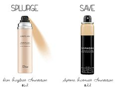 Splurge or Save: Airbrush Makeup