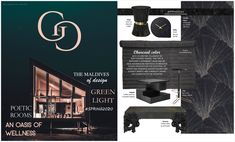 Stilla clock mentioned in G&G, Mar Maldives, Blogging, Clock, Shades, Elegant, Green, Design, The Maldives, Classy