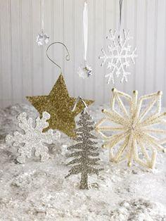 White Christmas Decorating Ideas  Family Holiday