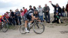 Tom Boonen in Parijs-Roubaix 2014