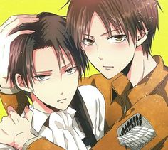 ereri is good