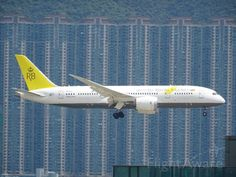 RBA Boeing 787-8 (V8-DLD)