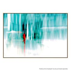 A man walks the lonely streets in winter in this striking portrait, creating a dynamic centre piece for your bedroom, living room or office. Red Wall Art, Centre Pieces, Photo Galleries, Canvas Prints, Portrait, Abstract, Gallery, Walks, Lonely