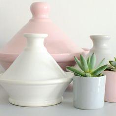 tajines#pastels#summer#tableware www.kateandplate.com