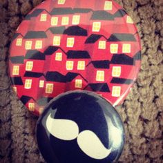 Kit bottons | Casinha portuga - Manumonumei (tanlup) - $6