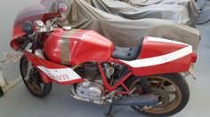 1978 Ducati 900, perfect basis for a restoration or a custom bike. www.moto-officina,com