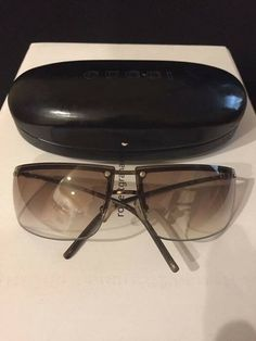 51b64340738 GUCCI Vintage Sunglasses GG2653 S Men   Women  Excellent Condition W Case
