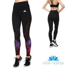 Galaxy MaxTrain Leggings Girls In Leggings, Women's Leggings, Women's Fashion Leggings, Compression Pants, Athletic Training, Printed Leggings, Joggers, What To Wear, Capri Pants
