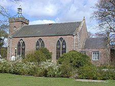 Parish Church of Edzell & Lethnot, Scotland