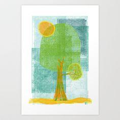 A Árvore do Sol - I Art Print Promoters - $12.48