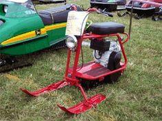 Mini sled