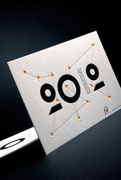 My own 2012 greetings cards - Fred Dauzat graphic design