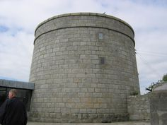 Martello Tower, home of the Telemachus.