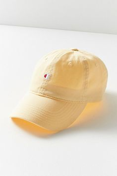 e7ede56d957f8 Urban Outfitters Champion   Uo Washed Twill Baseball Hat - Orange One Size