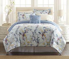 Shenandoah 6 and 8 Piece Comforter Set