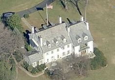 Bird's Eye View of Famous Presidents' Homes - Zillow Ethel Kennedy, Robert Kennedy, Jackie Kennedy, Famous Presidents, American Presidents, Prince William County, Hickory Hills, Democratic National Convention, Best Rated
