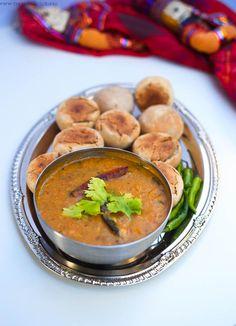 Papad mangodi ki sabzi rajasthani cuisine pinterest cuisine dal bati churma one of the most famous dishes from the state of rajasthan forumfinder Choice Image