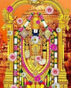 We have compiled amazing Tirupati Balaji Images from the web. The Lord Tirupati chose to stay on the Venkata Hill, which is a part of the famous Seshachalam Hills till the end of Kali Yuga. Venkateswara Temple, Lord Murugan Wallpapers, Lord Balaji, Lord Shiva Hd Wallpaper, Hindu Deities, Hinduism, God Pictures, Amazing Pictures