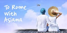 To Rome with Asiana