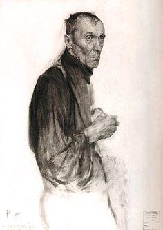 Drawing from Vitaly Yekleris
