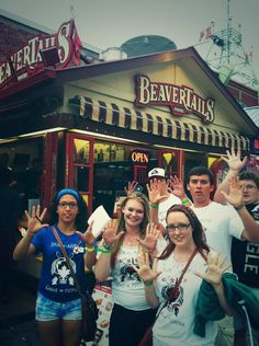 How many BeaverTails pastry flavours are there?  This many!