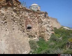 Fuerte de Victoria Chica Melilla . Spain .