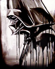 Darth Vader painting all my work is up at http://www.abstractmodernpainting.com