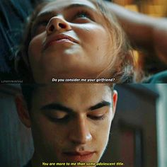 Tessa et Hardin Romantic Movie Quotes, Favorite Movie Quotes, Romantic Movie Scenes, Cute Relationship Goals, Cute Relationships, Film Quotes, Book Quotes, Sad Quotes, Cute Couples Goals