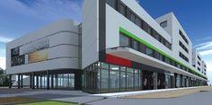 Centrum Handlowe Bażantowo rośnie... a w nim nowa siedziba naszej firmy! Wielka przeprowadzka w czerwcu 2017!