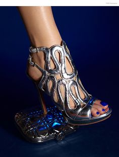 Dior Clutch, Alaïa Sandals, Nail Color Bouncer by Essie Stiletto Pumps, Pumps Heels, Stilettos, Dior Clutch, Shoes 2014, Fresh Shoes, Shoe Art, Fashion Shoes, Shoes
