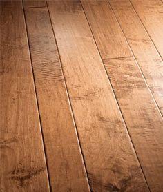 Artisan Hand-Carved Engineered Hardwood Flooring - Verona Luca Maple