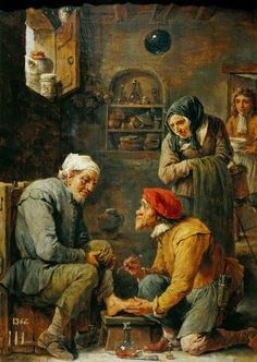 High Quality Polyster Canvas the Amazing Art Decorative Canvas Prints Of Oil Painting Teniers David Operacion Quirurgica 1631 40 18 X 25 Inch 46 X 64 Cm Is Best For Laundry Room Decor And Home Decoration And Gifts Caravaggio, Artwork Prints, Canvas Prints, Baroque Painting, Medical Pictures, 17th Century Art, David, Mirror Art, Online Gallery