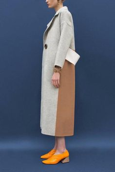 Kate Oversized Belted Coat / EXCLUSIVE