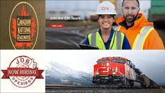 Recruitment In Canadian National Railway The Right Place For Jobseekers Apply For Work , There Are Multiple Jobs Available .   Overview...
