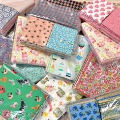 Get a Stash Builder half yard or fat quarter pack you may have missed, or pick up an extra one! Remaining Stash Builders are at their special prices while they last through 7/9 with Free Shipping! Michael Miller, Fat Quarters, Louis Vuitton Monogram, Brooklyn, Yard, Free Shipping, Fabric, Pattern, Tejido