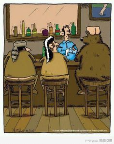 the far side comics Far Side Cartoons, Far Side Comics, Funny Cartoons, Funny Comics, Funny Shit, Haha Funny, Funny Jokes, Fun Funny, Funny Stuff