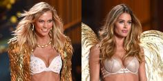 Karlie Kloss and Doutzen Kroes Are Leaving Victoria's Secret  - ELLE.com.. So sad, I hope Alessandra doesn't leave too!!