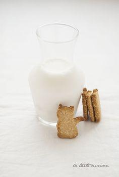 Biscotti con miglio #latartemaison