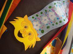 1st Grade Chinese New Year kites