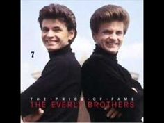 ▶ The Everly Brothers - ('til)I kissed you - YouTube