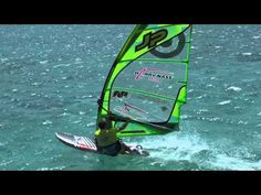 Speed sailing and BIG air in synch with Da rude's sandstorm. video 1991, audio 2000.