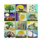 12 Tribes Of Israel Gifts by Lee Hiller #Judaica #HomeDecor #Apparel #Accessories