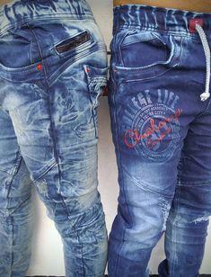 Teen Pants, Boys Pants, Denim Jeans Men, Denim Man, Fashion Pants, Mens Fashion, Patchwork Jeans, Apparel Design, Jeans Style