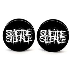 suicide silence plugs - Google Search