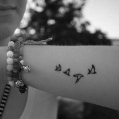 50 Modelos de Tatuagens Delicadas. Inspire-se. | Tudo Para Mim