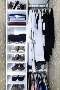 Making the Most of a Small Closet