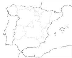 37 Spain Maps And Monuments Ideas Spanish Classroom Teaching Spanish Ap Spanish