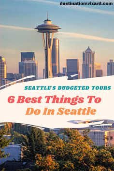 Visiting the best places in Seattle shall open travelers to a fascinating world view and fulfill the traveling aspirations. Cheap Places To Travel, Cheap Travel, Stuff To Do, Things To Do, Good Things, World View, Seattle Skyline, The Good Place, Trips