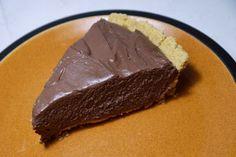A Wonderful Vegan Life: Vegan Backpacking, Recipes, Food Reviews and Travel: Vegan Chocolate Peanut Butter Pie