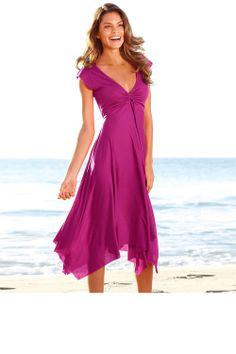 Dresses - Urban Handkerchief Hem Dress - EziBuy New Zealand